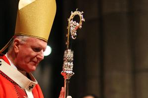 Australian Archbishop Denis Hart. File photo / Getty Images