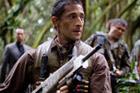 Adrien Brody in Predator. Photo / Supplied