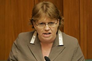 National MP Sandra Goudie. Photo / Mark Mitchell