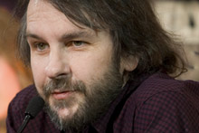 Director Sir Peter Jackson says the New Zealand film industry depends on Government funding to survive. Photo / Mark Mitchell
