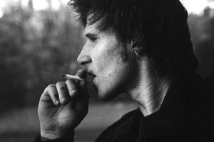 Mark Lanegan. Photo / Steve Gullick