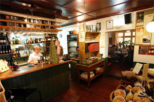 Maria Pia's Trattoria in Wellington. Photo / Anthony Phelps