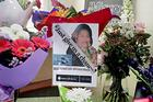 Tributes filled the Mangere home of Folole Muliaga following her death in 2007. Photo / Herald on Sunday