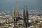 Barcelona's Expiatory Temple of the Sagrada Familia is Gaudi's unfinished modernist masterpiece and Spain's top tourist site. Photo / Supplied