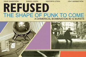 Refused - The Shape Of Punk To Come. Photo / Supplied