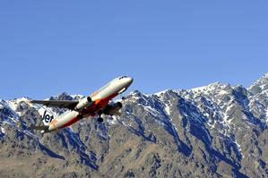 For the price of $27.7million, Queenstown airport is now a quarter-owned by Auckland Airport. Photo / Supplied