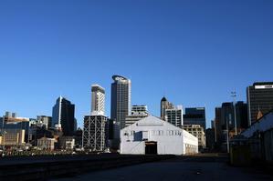 Queens Wharf. Photo / Dean Purcell