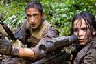 Adrien Brody brings brains and brawn to Predators. Photo / Supplied
