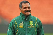 Springboks coach Pieter de Villiers. Photo / Getty Images