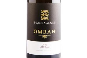 Plantagenet Omrah Western Australian Shiraz 2006, $21.95. Photo / Babiche Martens