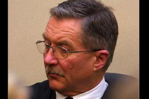Judge David Harvey