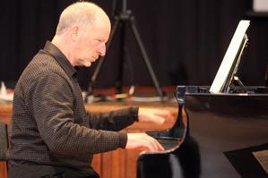 Michael Houstoun, pianist. Photo / APN