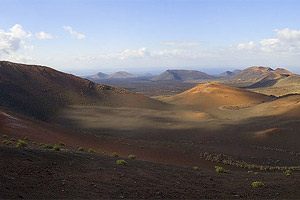 Unesco has threatened to strip Lanzarote of its prized biosphere status because of a rash of illegal building along the island's coast. Photo / Wikimedia Commons image by Gernot Keller