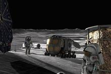 Moonbase Alpha is a free online game created by Nasa. Photo / Supplied
