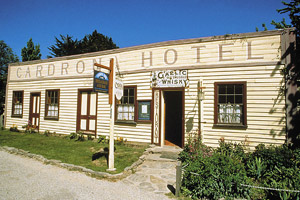 The Cardrona Hotel was built in 1863. Photo / Tourism NZ