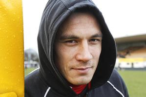 Sonny Bill Williams has arrived in Canterbury. Photo / Getty Images