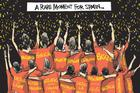 Cartoon / Rod Emmerson