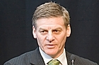 Bill English said NZ's economy was hooked into the 'China-Australian train' which was the fastest at the moment. File photo / Paul Estcourt