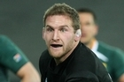 Kieran Read made every metre count. Photo / Getty Images