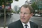 Auckland Mayor John Banks. Photo / Paul Estcourt