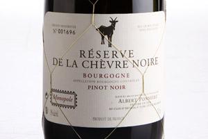 Albert Ponnelle Reserve de la Chevre Noire Bourgogne Pinot Noir 2008, $40. Photo / Babiche Martens