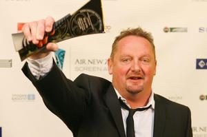 Not The Sopranos - James Griffin. Photo / NZ Herald