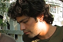 Adrian Grenier in  Teenage Paparazzo . Photo / Supplied 