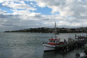 Riverton Harbour is picturesque, with its cluster of fishing boats and jetties. Photo / Flickr user thoughtfulbloke