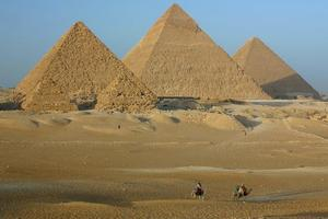 Egypt's pyramids are a must-see. Photo / Supplied