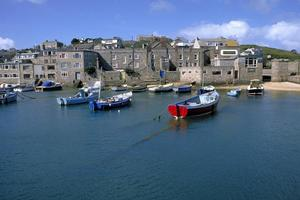 St Mary's Island is the largest of the Isles of  Scilly and serves as a transport hub to the others. Photo / Britain on View