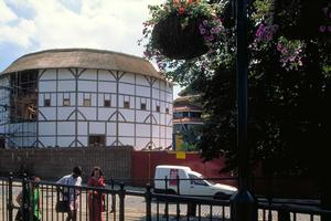 The recreated Shakespearean Globe Theatre may inspire you to expand your travel horizons. Photo / Supplied