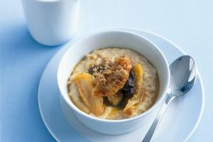 The humble bowl of porridge is experiencing a renaissance. Photo / Supplied
