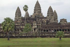 Angkor Wat is one of Cambodia's most famous temples. Photo / Jim Eagles