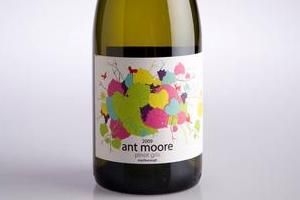Ant Moore Marlborough Pinot Gris 2009. Photo / Babiche Martens
