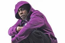 Dizzee Rascal. Photo / Supplied