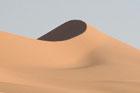 Saharan dunes. Photo / Jill Worrall