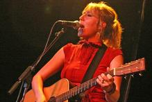 Martha Wainwright. Photo / Geoff Dale