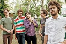 Passion Pit have gained popularity via the internet. Photo / Supplied