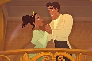 Tiana is Disney's first African American princess. Photo / Supplied