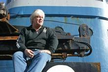 At 59, Paul Watson is probably the world's least compromising and most romantic environmentalist. Photo / Paul Estcourt