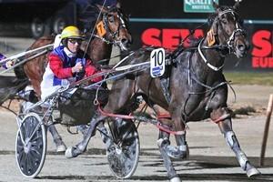 De Lovely has few problems winning last week's Australian Oaks. Photo / Supplied