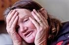 Lorraine West says her son needs help. Photo / David West