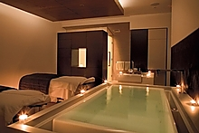 The Sofitel's Le Spa offers an extensive menu of  treatments. Photo / Supplied