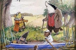 Wind In The Willows . Picture / Supplied
