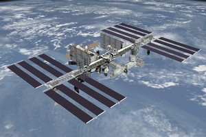 The purchase of Temex's assets will allow it to work on applications such as transportation vehicles for the International Space Station. Photo / NASA
