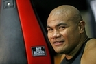 David Tua. Photo / Dean Purcell
