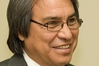 Professor James Anaya, the United Nations special rapporteur on indigenous people. Photo / Mark Mitchell