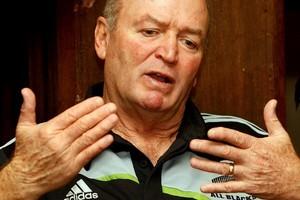All Blacks coach Graham Henry backs the changes. Photo / Brett Phibbs
