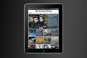 NZ Herald launches iPad App