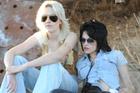 Dakota Fanning and Kristen Stewart in The Runaways. Photo / Supplied
